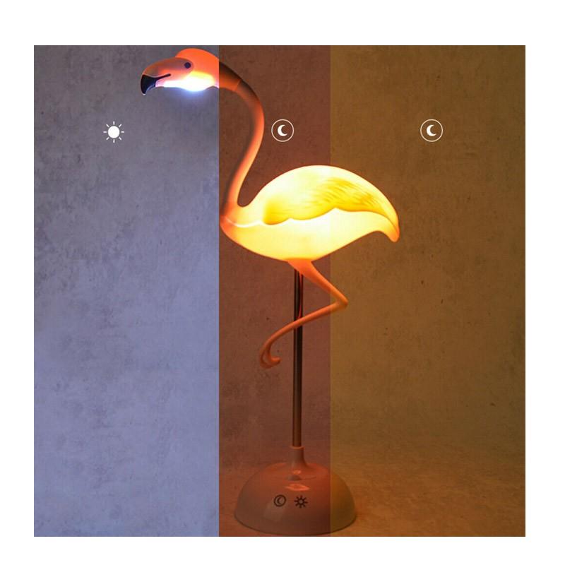 Επαναφορτιζόμενο Φωτιστικό Γραφείου LED σε Σχήμα Φλαμίνγκο OEM