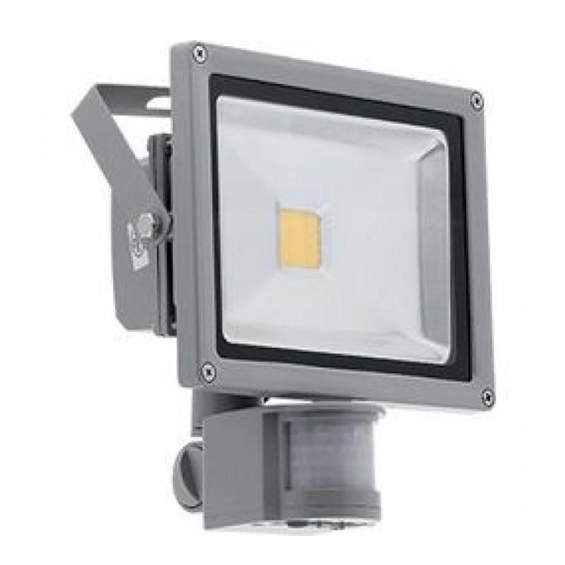 Ηλιακός Προβολέας LED με Αισθητήρα Κίνησης OEM 30 W