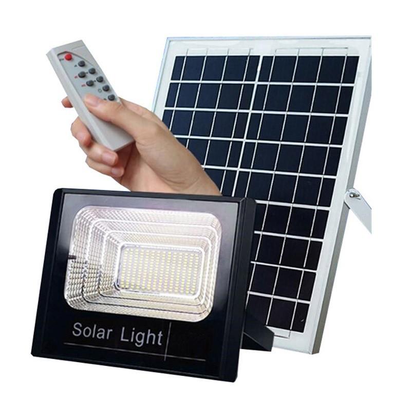 Ηλιακός Προβολέας με Ασύρματο Κοντρόλ 25W ΟΕΜ